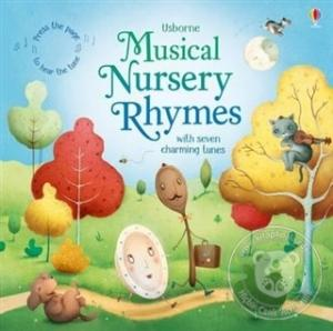 Musical Nursery Rhymes (Ciltli)