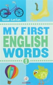 My First English Words 1 - Sözcük Kartları
