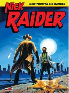 Nick Raider - New York'ta Bir Ranger