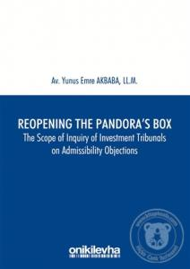 Reopening The Pandora's Box