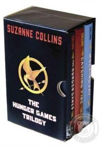 The Hunger Games Trilogy Boxed Set (Ciltli)