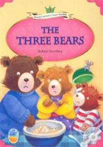 The Three Bears + MP3 CD (YLCR-Level 3)