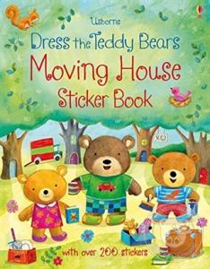 USB - Dress the Teddy Bears Moving