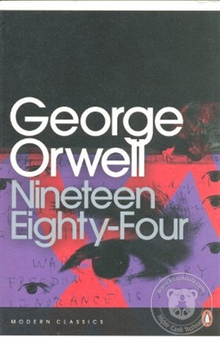 1984 / Nineteen Eighty-Four George Orwell