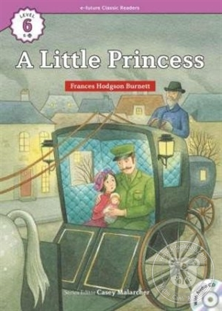 A Little Princess +CD (eCR Level 6)