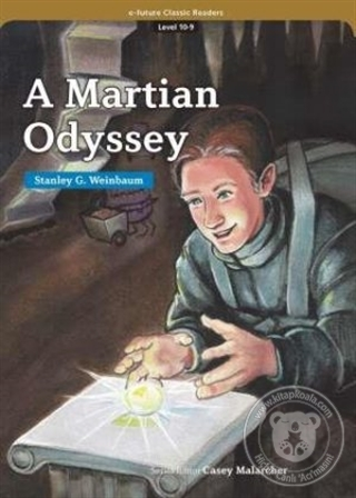 A Martian Odyssey (eCR Level 10)