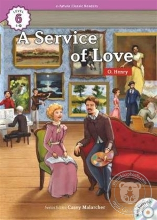 A Service of Love +CD (eCR Level 6)