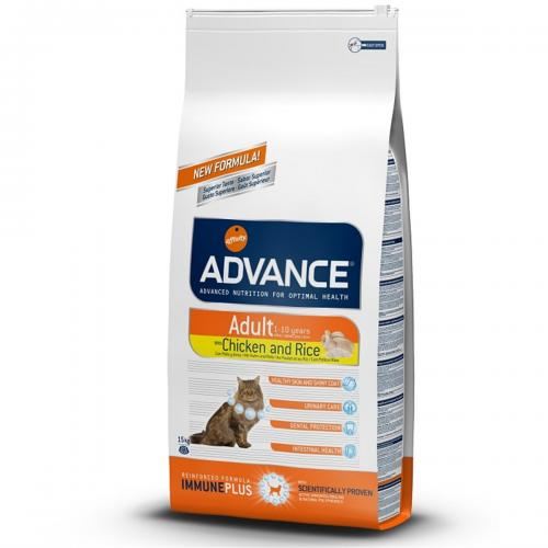 Advance Cat Adult Kedi Maması 15 Kg
