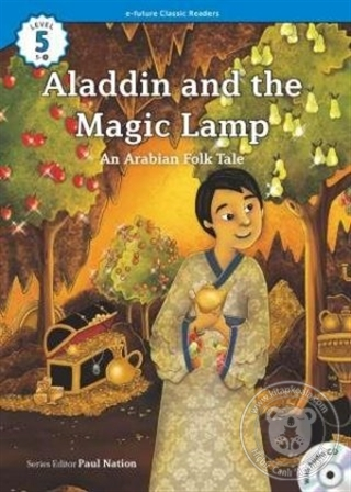 Aladdin and the Magic Lamp +CD (eCR Level 5)