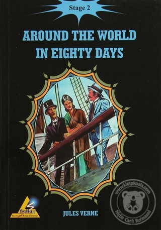 Around The World In Eighty Days - Stage 2