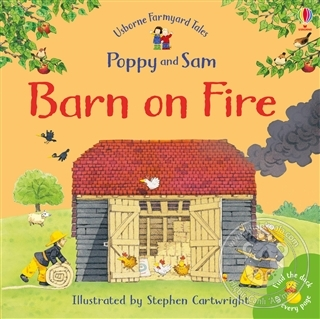 Barn on Fire - Poppy and Sam