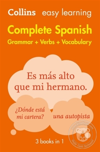 Easy Learning Complete Spanish