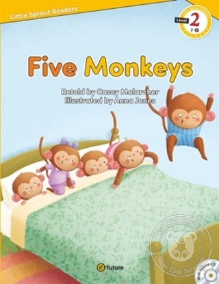 Five Monkeys + Hybrid CD (LSR.2)