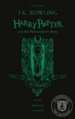 Harry Potter and the Philosopher's Stone - Slytherin (Ciltli)
