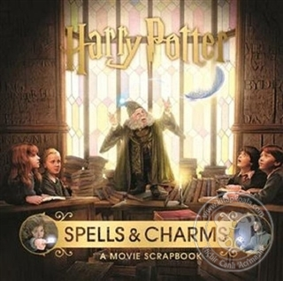 Harry Potter - Spells and Charms (Ciltli)