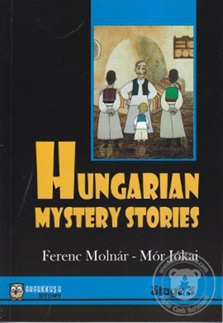 Hungarian Mystery Stories Ferenc Molnar