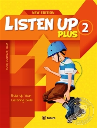 Listen Up Plus: 2 With Dictation Book +2 CD