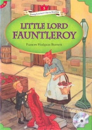 Little Lord Fauntleroy + MP3 CD (YLCR-Level 5)