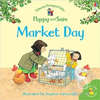 Market Day - Poppy and Sam