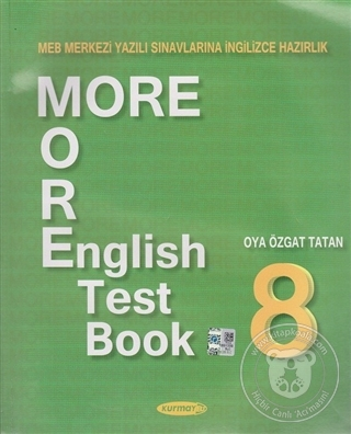 More English 8 Test Book ( Soru Bankası)