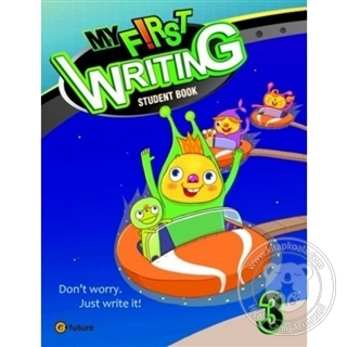 My First Writing 3 - Student Book