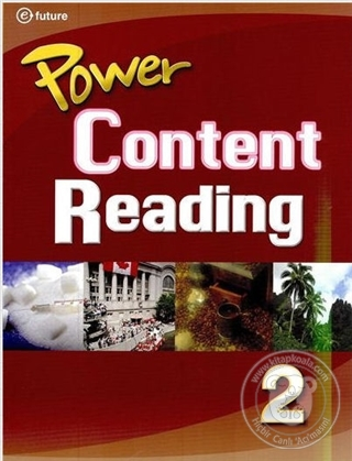 Power Content Reading 2 +CD