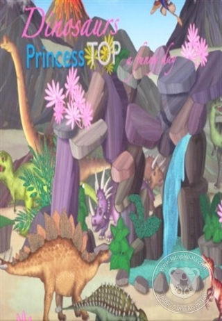 Princess Top A Funny Day - Dinosaurs