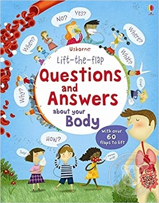 Questions and Answers About Your Body (Ciltli)