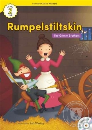 Rumpelstiltskin + Hybrid CD (eCR Level 2)