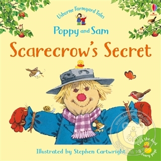 Scarecrow's Secret - Poppy and Sam