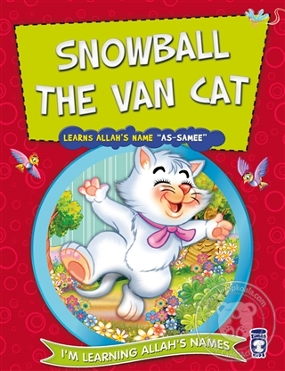 Snowball the Van Cat Learns Allah's Name As Samee