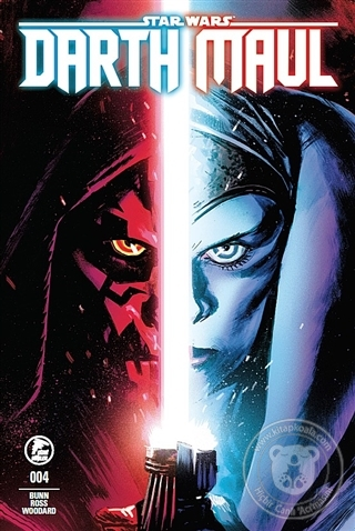 Star Wars -  Darth Maul Sayı: 4