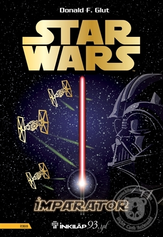 Star Wars - İmparator Donald F. Glut