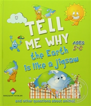 Tell Me Why - The Earth is a Jigsaw