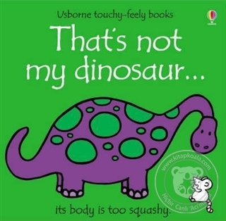 That's not My Dinosaur Fiona Watt