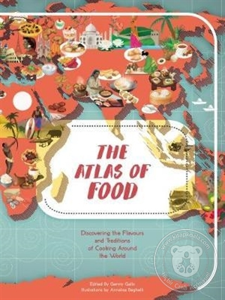 The Atlas of Food Kolektif