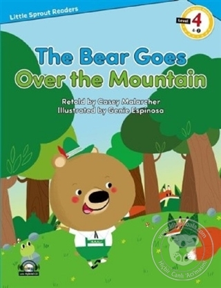 The Bear Goes Over The Mountain + Hybrid Cd