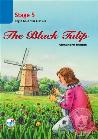 The Black Tulip - Stage 5 (CD'li)