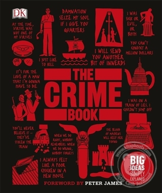 The Crime Book (Ciltli) Peter James