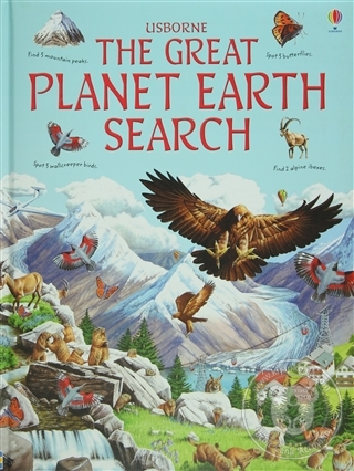 The Great Planet Earth Search Emma Helbrough