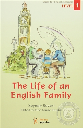 The Life Of An English Family Level 1