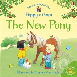 The New Pony - Poppy and Sam
