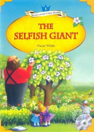 The Selfish Giant + MP3 CD (YLCR-Level 1)