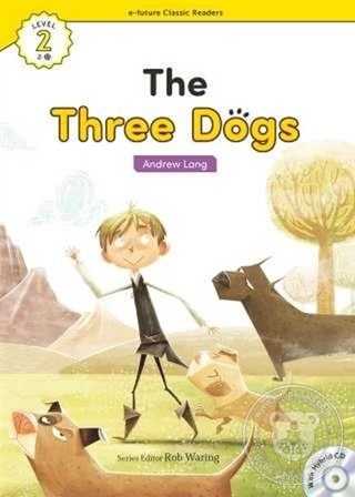 The Three Dogs - Level 2 (Hybrid CD)