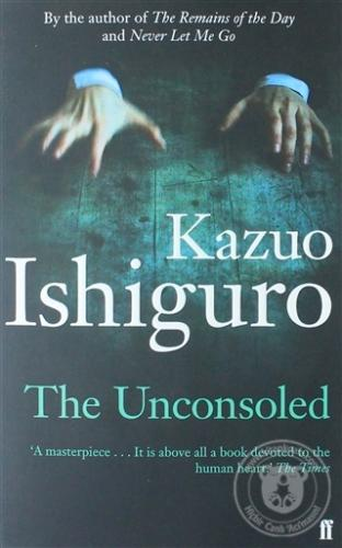 The Unconsoled Kazuo Ishiguro