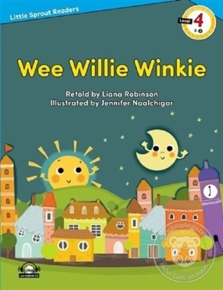 Wee Willie Winkie + Hybrid Cd