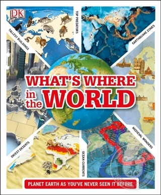 What's Where in the World (Ciltli)