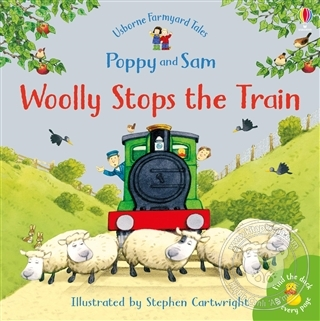Woolly Stops The Train - Poppy and Sam