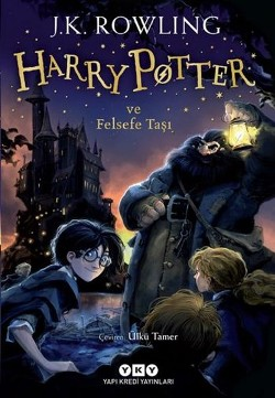 Harry Potter ve Felsefe Taşı (1. Kitap)