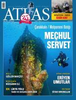 Atlas Aylık Coğrafya Turizm Keşif Dergisi Sayı:306 Eylül 2018